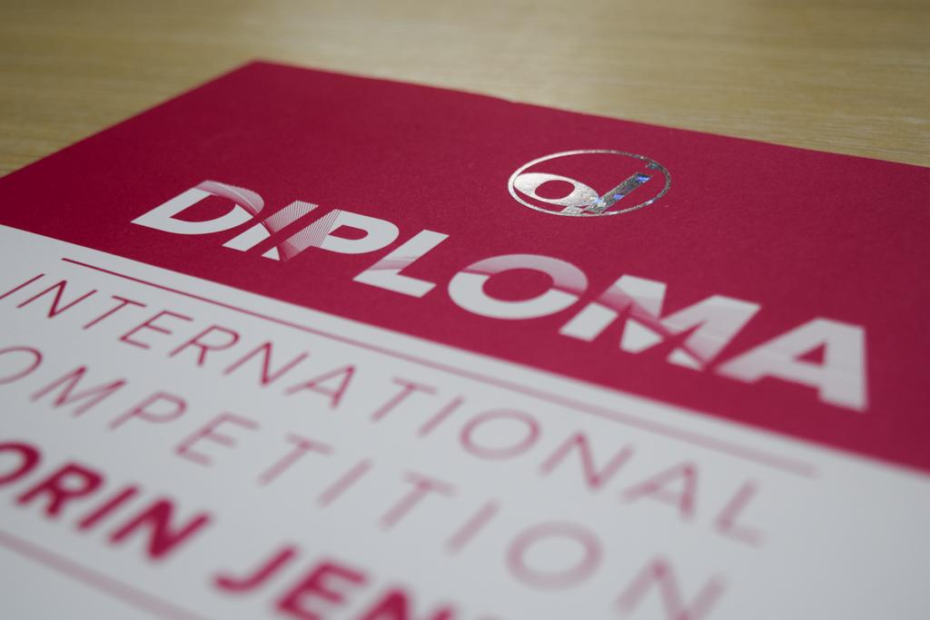 Diploma i program za takmičenje Davorin Jenko 2015-1