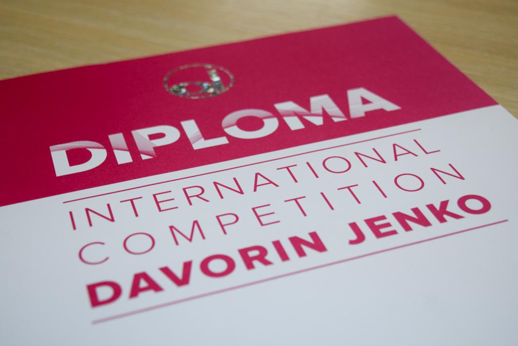 Diploma i program za takmičenje Davorin Jenko 2015-3