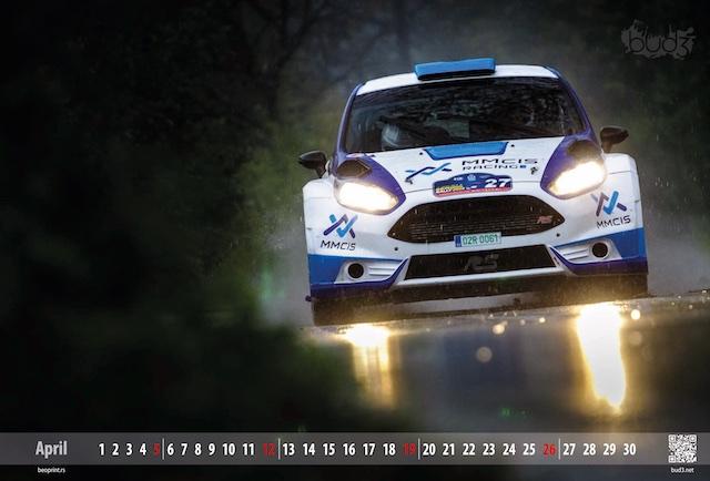 kalendar rally užice, digitalna štampa - Beoprint štamparija Beograd