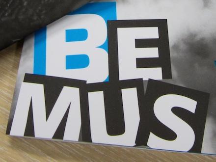 Bemus katalog - Beoprint štamparija Beograd